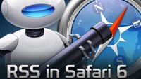 RSS-Feeds in Safari 6 lesen: Automator-Tipp