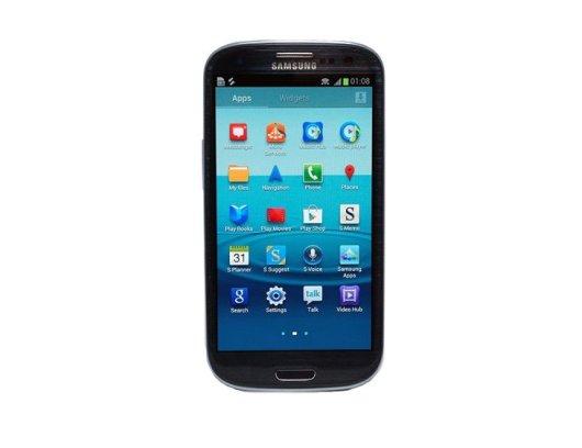 Schwarzes Samsung Galaxy S3 kann in UK vorbestellt werden