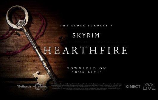 The Elder Scrolls V - Skyrim: Hearthfire DLC ab sofort verfügbar