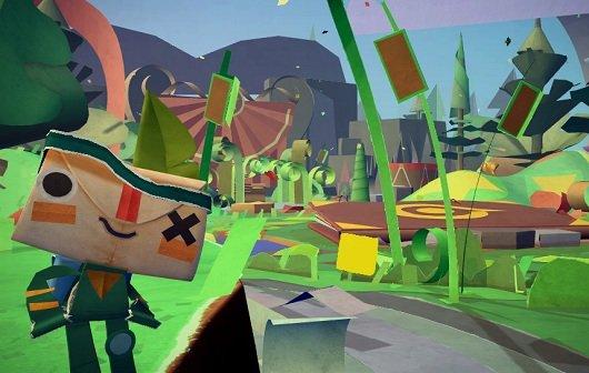 Tearaway: Vorbestellerboni des PS Vita-Titels