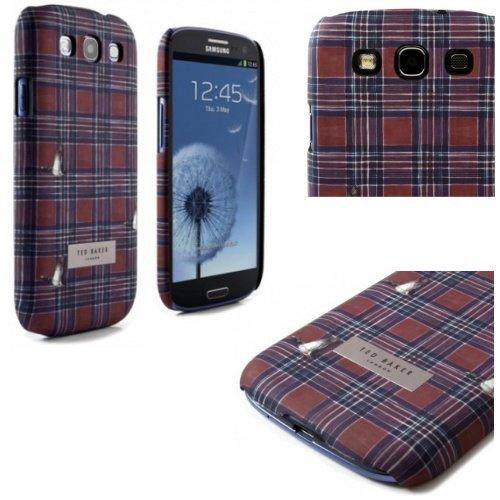 Ted Baker Samsung Galaxy S 3 Hülle Entenjagd