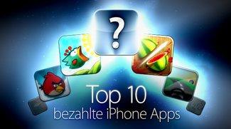 Top iPhone-Apps: Die 10 meistgeladenen Anwendungen