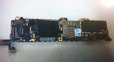 iPhone 5 mit A5X: Fotos des Logic-Boards ohne Abdeckungen aufgetaucht