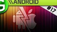 Android vs. Apple: Ouya, ICS Updates, iPhone 5 und Siri Parodie