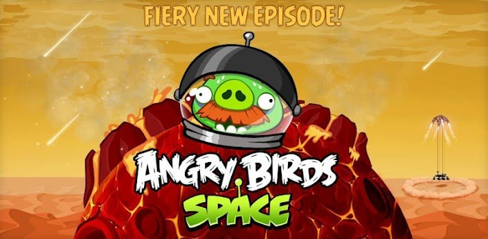 Angry Birds Space bekommt Mars-Update