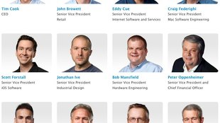 Apple-Management: Zwei neue Senior Vice Presidents - Bob Mansfield bleibt