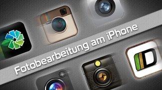 Foto-Apps fürs iPhone: Bildbearbeitung, Tipps und Abläufe