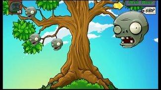 Pflanzen gegen Zombies: Der Baum der Weisheit und die Sonnenblume