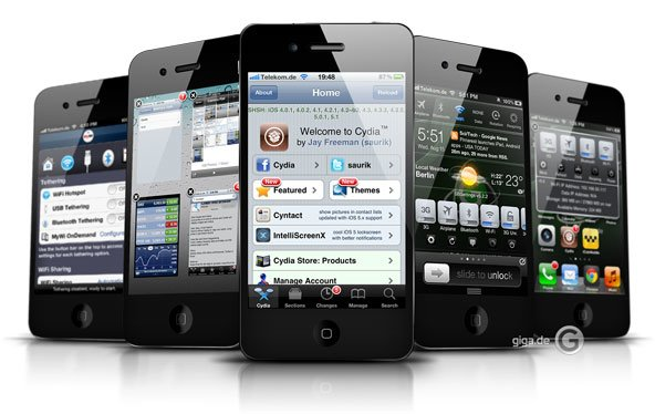 Top Apps aus Cydia