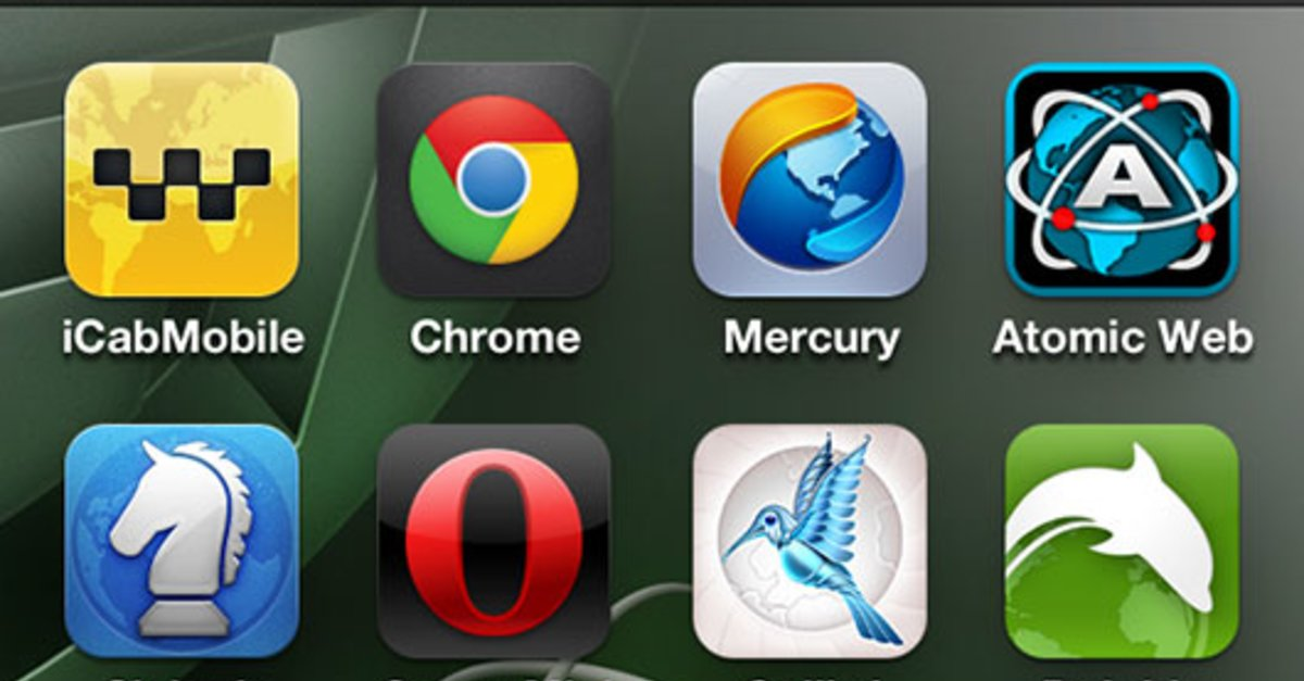 browserchooser chrome als standardbrowser in ios. Black Bedroom Furniture Sets. Home Design Ideas