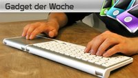 Clique: Verbindung für Apple Wireless Keyboard und Magic Trackpad