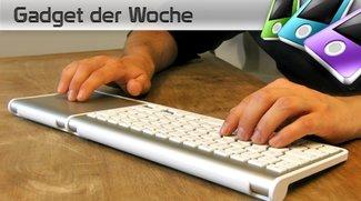 Clique: Verbindung für Apple Wireless Keyboard und Magic Trackpad
