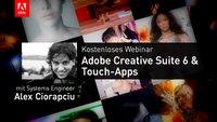 Adobe Webinar: Adobe Creative Suite 6 & Touch Apps