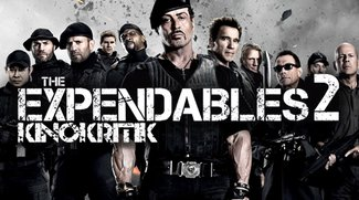 Expendables 2 Filmkritik: Die Rückkehr der Action-Opis