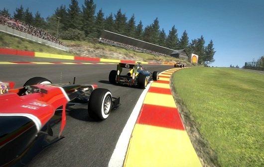 F1 2012: Demo landet nächste Woche
