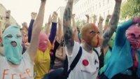 Free Pussy Riot! Petition unterschreiben, Peaches-Song kostenlos zum Download
