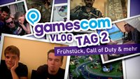 gamescom Vlog - Tag 2: Frühstück, Call of Duty & mehr