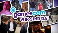 gamescom 2012 - Wir sind da!