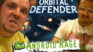 Android RAGE - Orbital Defender
