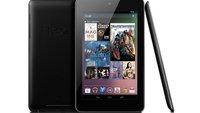 Google Nexus 7: Ab sofort im deutschen Play Store erhältlich