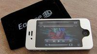 iPhone 3D-Upgrade-Kit von Eassee: Der Rahmen, die bessere Lösung