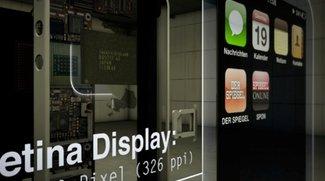 iPhone 4S: Infografik von Spiegel TV
