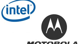 Motorola und Intel in Love
