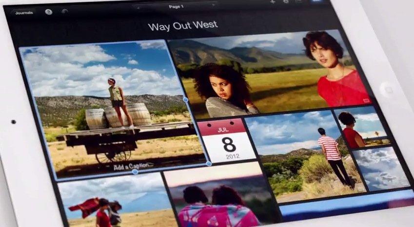 """Neuer iPad-Werbespot: """"All on iPad"""""""