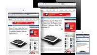 iPad mini taucht in App-Logs auf - Hardware wohl mit iPad 2 vergleichbar