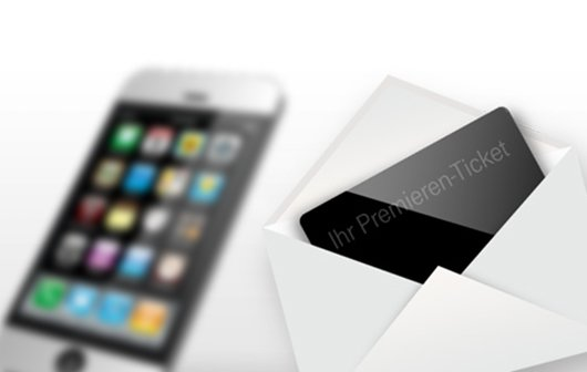 iPhone 5 vorbestellen: Premierentickets, Newsletter und Infoservice