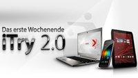 iTry 2.0: Das erste Wochenende und seine Eindrücke
