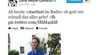 """Lena """"Stardust"""": Neuer Song im Stream! Update: Mit Video!"""