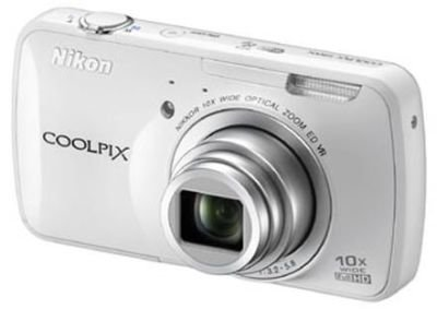 Nikon S800C Android Kamera