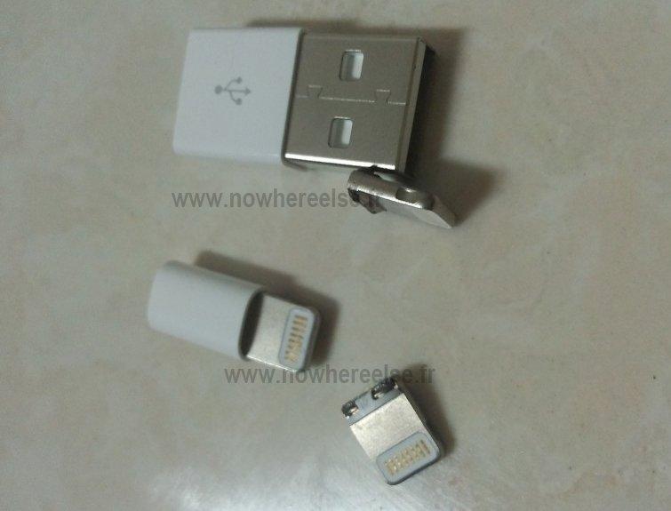 Neues iPhone: Erste Bilder des neuen Dock-Steckers aufgetaucht