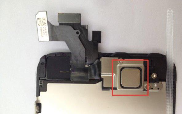 Neues iPhone: Vollständige Front mit möglichem NFC-Chip gesichtet