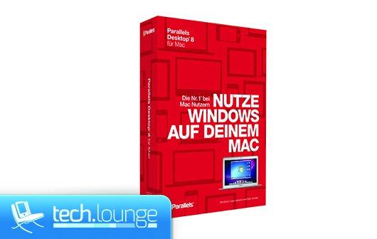 IFA 2012: Parallels Desktop 8 für Mac zu gewinnen (Update: Aktion verlängert)