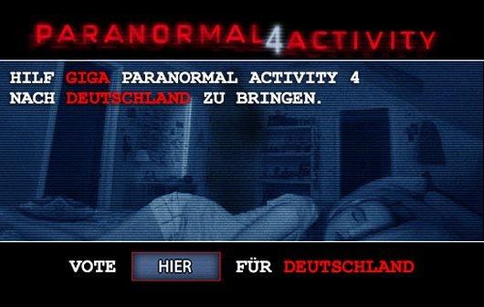 Paranormal Activity 4: Bring die Vorpremiere nach Deutschland!
