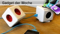 allocacoc Power Cube: Strom im Quadrat für iPhone und Co