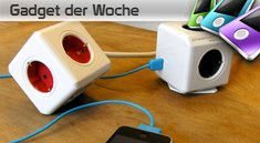 <i>allocacoc Power Cube:</i> Strom im Quadrat für iPhone und Co