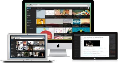 Pulse: Beliebter News-Reader dank HTML5 jetzt auch im Desktop-Browser