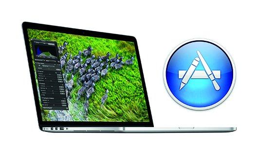 MacBook Pro Retina: 10 kompatible Apps fürs hochauflösende Display