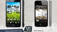 Smartphone-Verkaufszahlen: Samsung weiter vorne, Apple auf Rang 3