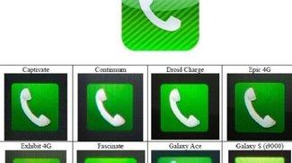 Klaut Samsung Apples Icons?