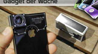 Makro-Objektiv für iPhone 4(S) als Bastelbogen