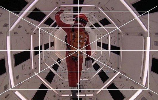 Stanley Kubrick Supercut: Die symmetrische One-Point-Perspektive
