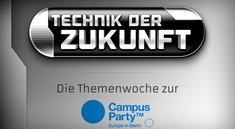 Back to the Future: Themenwoche zur Technik der Zukunft