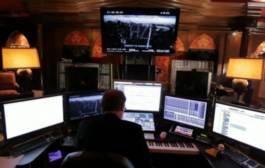 The Dark Knight Rises: Doku über Soundeffekte und Filmmusik mit Hans Zimmer