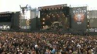 Wacken 2013: Die besten Konzerte und Highlights im Livestream und TV