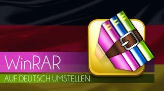 WinRAR auf Deutsch umstellen: Das geht nur so