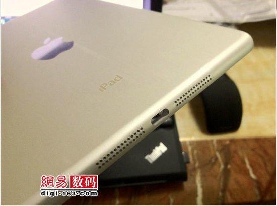 Angebliches iPad Mini